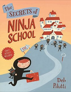 The Secrets of Ninja School book
