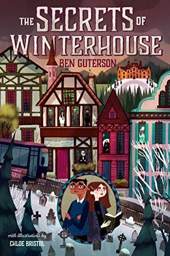 The Secrets of Winterhouse Book