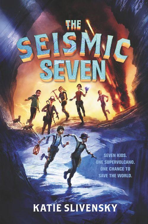 The Seismic Seven book