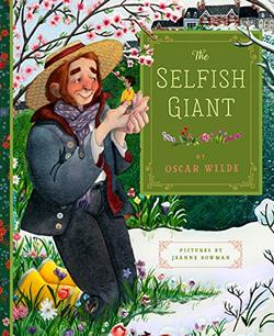 The Selfish Giant book