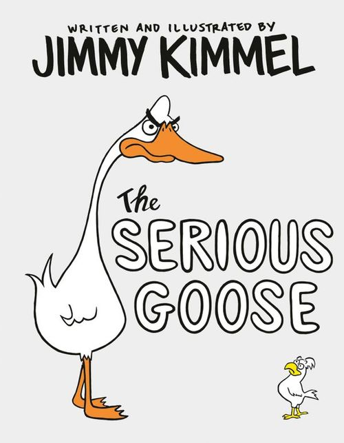 The Serious Goose book
