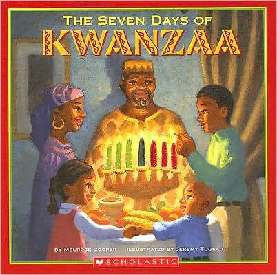 The Seven Days of Kwanzaa book