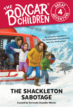 The Shackleton Sabotage book