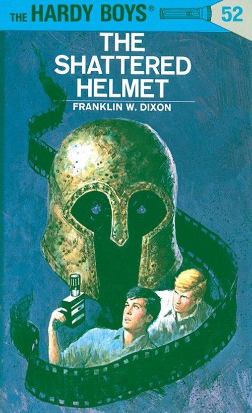 The Shattered Helmet book
