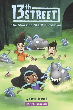 The Shocking Shark Showdown book