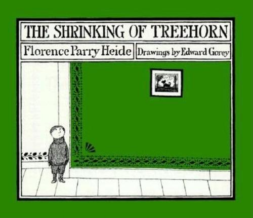 The Shrinking of Treehorn book