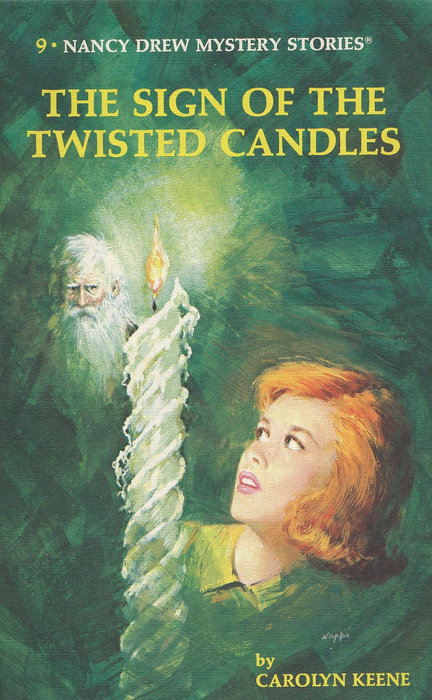 The Sign of the Twisted Candles book