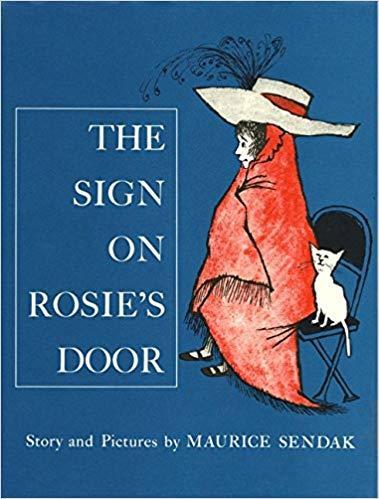 The Sign on Rosie's Door book
