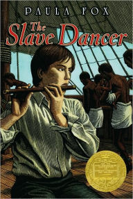 The Slave Dancer book