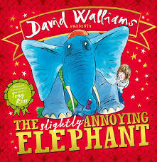 The Slightly Annoying Elephant (English and French Edition) book