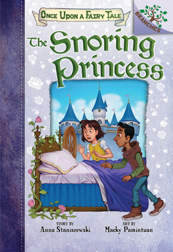 The Snoring Princess book