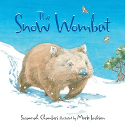 The Snow Wombat book