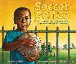 The Soccer Fence book