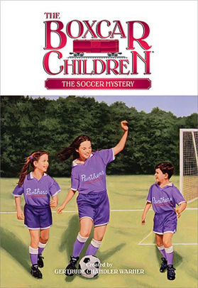 The Soccer Mystery Book