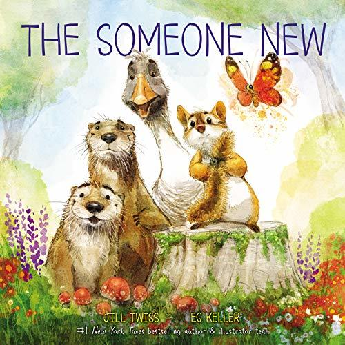 The Someone New Book