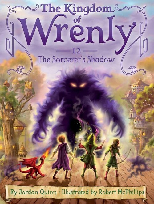 The Sorcerer's Shadow book