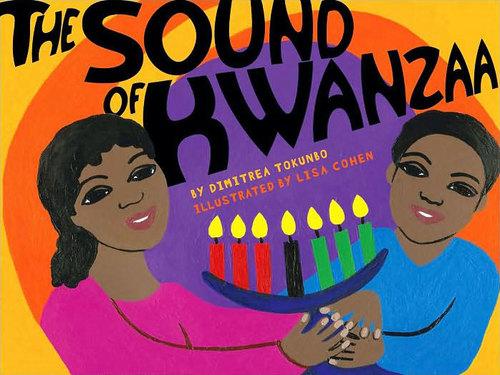 The Sound of Kwanzaa book