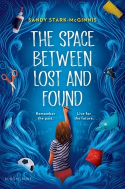 The Space Between Lost and Found book