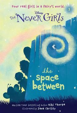 The Space Between book
