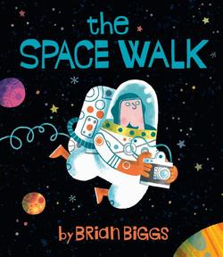 The Space Walk book