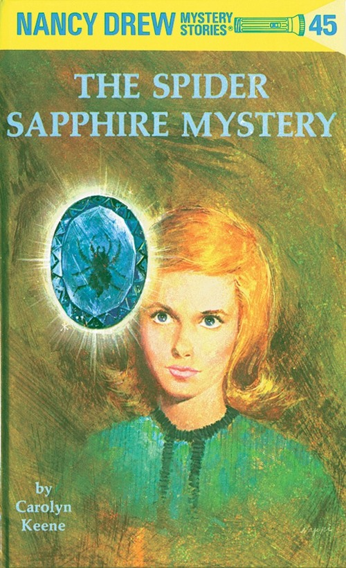 The Spider Sapphire Mystery book