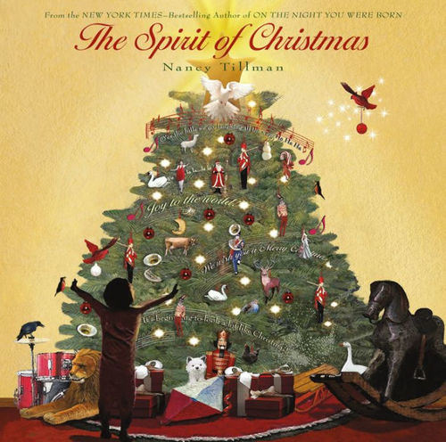The Spirit of Christmas book
