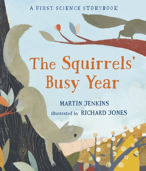 The Squirrels' Busy Year book
