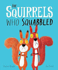 The Squirrels Who Squabbled book