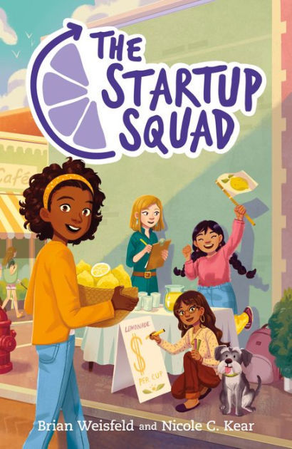 The Startup Squad book