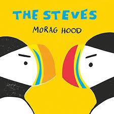 The Steves book