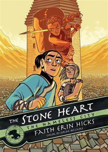 The Stone Heart book