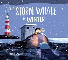 The Storm Whale in Winter Book