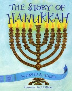 The Story of Hanukkah book