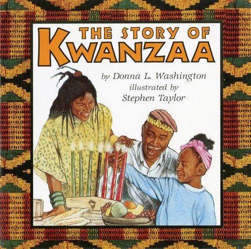 The Story of Kwanzaa book