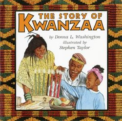 The Story of Kwanzaa book