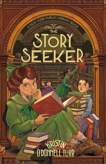 The Story Seeker book