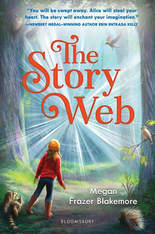 The Story Web book