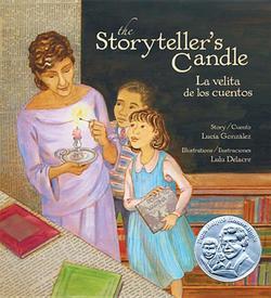 The Storyteller's Candle / La Velita de Los Cuentos book