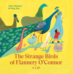 The Strange Birds of Flannery O'Connor book