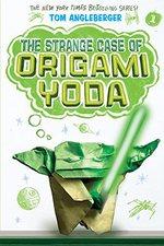 The Strange Case of Origami Yoda book