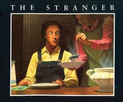 The Stranger book