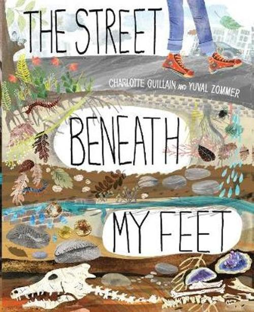 The Street Beneath My Feet book