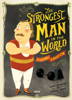 The Strongest Man in the World Book