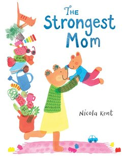The Strongest Mom book