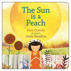 The Sun is a Peach book