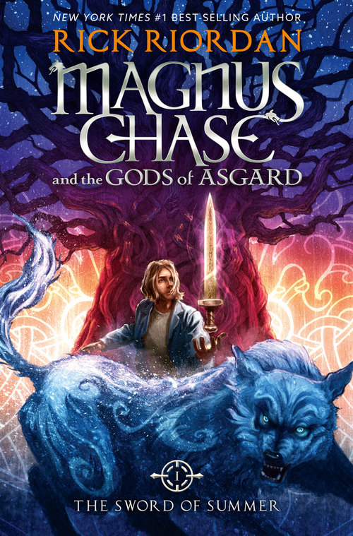 The Sword of Summer book