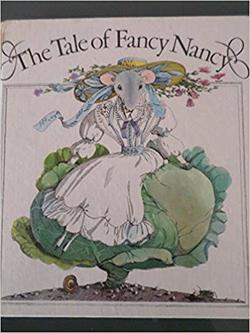 The Tale of Fancy Nancy: A Spanish Folk Tale book