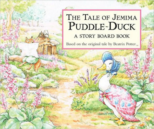 The Tale of Jemima Puddle-Duck Book