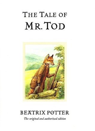 The Tale of Mr. Tod Book