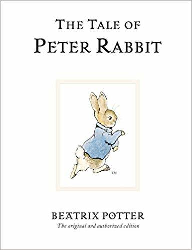 The Tale Of Peter Rabbit book